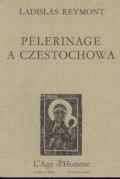 Pelerinage A Czestochowa - Couverture - Format classique