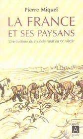 La France Et Ses Paysans - Intérieur - Format classique