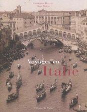 Voyages en italie - Intérieur - Format classique