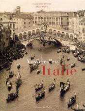 Voyages en italie - Couverture - Format classique