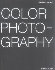 Color photography - Couverture - Format classique