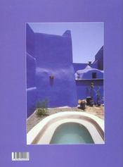 Maroc, la tradition du luxe - 4ème de couverture - Format classique