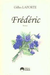 Frederic - Intérieur - Format classique