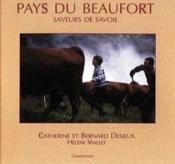 Pays Du Beaufort - Couverture - Format classique