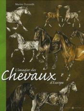 L'imagier des chevaux d'Europe - Couverture - Format classique