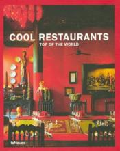 Cool restaurants ; top of the world - Couverture - Format classique
