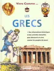 Vivre comme les Grecs - Intérieur - Format classique