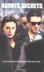 Agents secrets (hors série film) - Couverture - Format classique