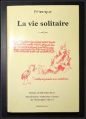 La vie solitaire ; 1346-1366 - Couverture - Format classique