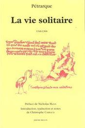 La vie solitaire ; 1346-1366 - Intérieur - Format classique