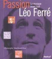 Léo Ferré, la musique avant tout - Intérieur - Format classique