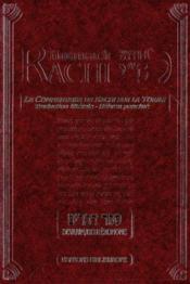 Le Commentaire De Rachi Sur La Torah : Devarim - Couverture - Format classique