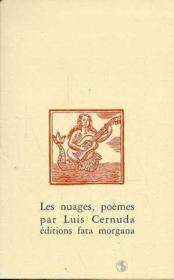 Nuages-Poemes - Couverture - Format classique