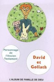 David et Goliath - Couverture - Format classique