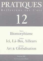 Pratiques 12 - Intérieur - Format classique