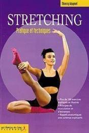Stretching : Pratiques Et Techniques - Couverture - Format classique