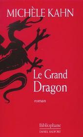 Le grand dragon - Intérieur - Format classique