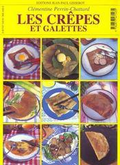 Les Crepes Et Les Galettes - 4ème de couverture - Format classique