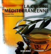 La cuisine mediterraneenne - Intérieur - Format classique