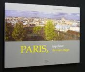 Paris, dernier étage ; top floor - Couverture - Format classique