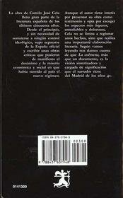 Colmena - 4ème de couverture - Format classique