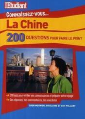 Vente  La Chine ; 200 questions pour faire le point  - Guy Pollart - Pollart/Chen