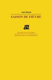 Saison De Fievre - Couverture - Format classique