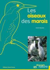 Les Oiseaux Des Marais - Couverture - Format classique