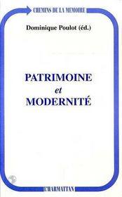 Patrimoine Et Modernite - Intérieur - Format classique