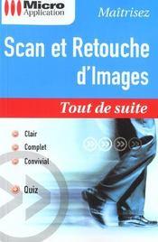 Scan et retouche d'image tout de suite - Intérieur - Format classique
