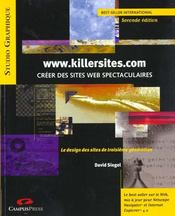 Www.Killersites.Com Creer Des Sites Web Spectaculaires - Intérieur - Format classique