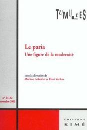 Revue Tumultes T.21 - Intérieur - Format classique
