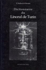 Dictionnaire du linceul de Turin - Couverture - Format classique