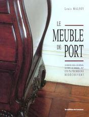 Le Meuble De Port - Intérieur - Format classique