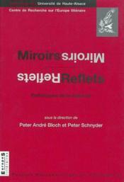 Miroirs, Reflets. Esthetiques De La Duplicite - Couverture - Format classique