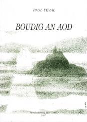 Boudig an aod - Couverture - Format classique