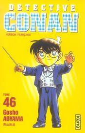 Detective Conan T46 - Intérieur - Format classique