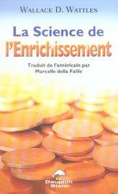 La science de l'enrichissement - Intérieur - Format classique