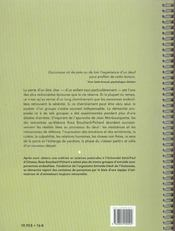 Le cheminement d'un deuil ; recueil d'animation - 4ème de couverture - Format classique