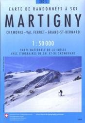 Martigny ; 282 S - Couverture - Format classique