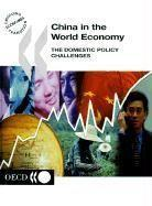 China in the global economy china in the world economy the domestic policy challenges - Couverture - Format classique