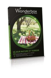 Wonderbox - Séjour Nature Et Terroir - Couverture - Format classique