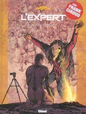 L'expert t.3 ; l'ombre du connetable - Intérieur - Format classique