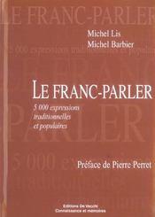 Franc Parler (Le) - Intérieur - Format classique