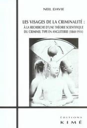 Visages De La Criminalite (Les) - Intérieur - Format classique