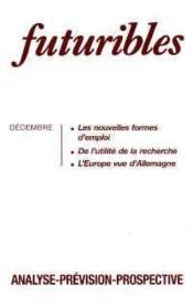 Futuribles n.193 decembre 1994 - Couverture - Format classique