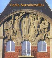 Carlo sarrabezolles ; edition 2003 - Intérieur - Format classique