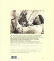 Carlo sarrabezolles ; edition 2003 - 4ème de couverture - Format classique
