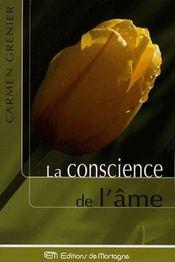 La conscience de l'âme - Intérieur - Format classique