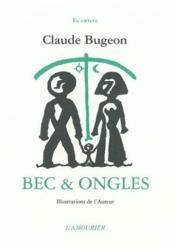 Bec Et Ongles - Couverture - Format classique